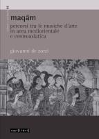 Giovanni De Zorzi, Maqām