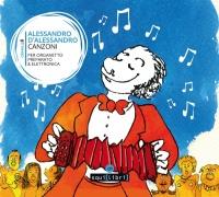 Alessandro D'Alessandro, Canzoni