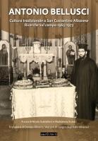 Antonio Bellusci, Cultura tradizionale a San Costantino Albanese